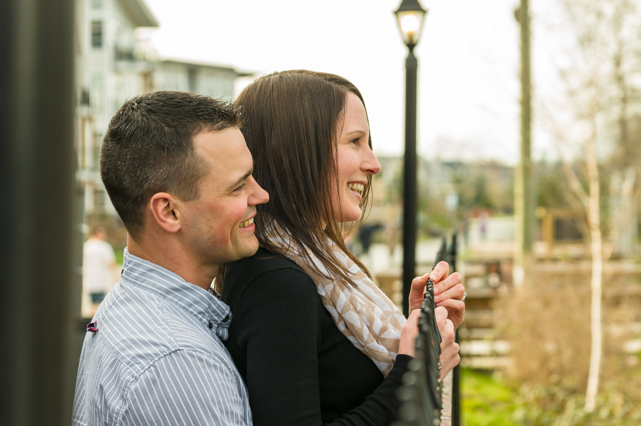 Engagement photography by Alan Bailward - http://bailwardphotography.com