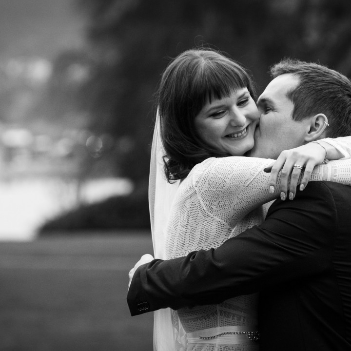 Denis and Irina - Stanley Park Wedding