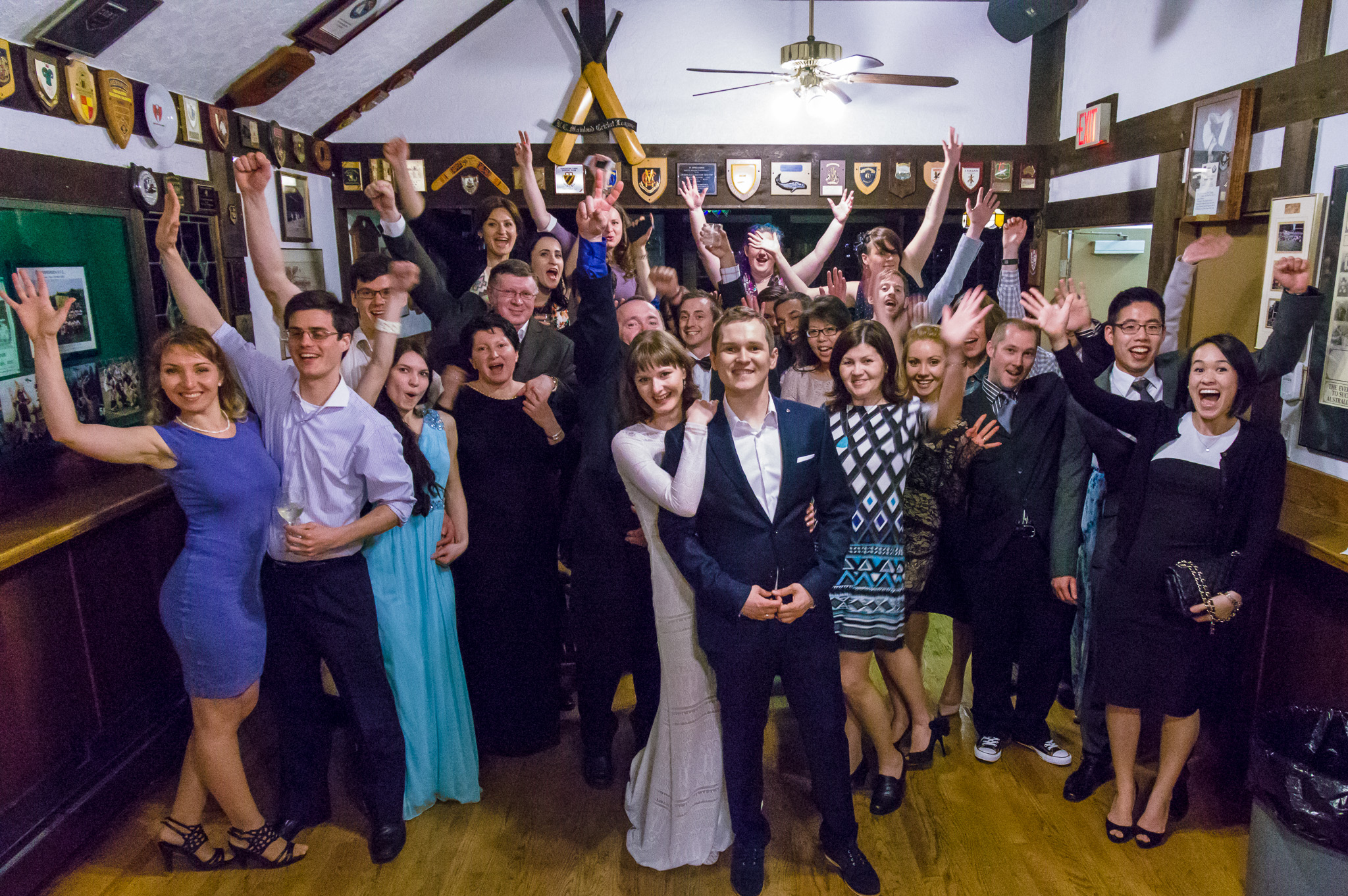 Denis Smirnov and Irina Smirnova's Wedding - 4/11/2015 - Photography by Bailward Weddings