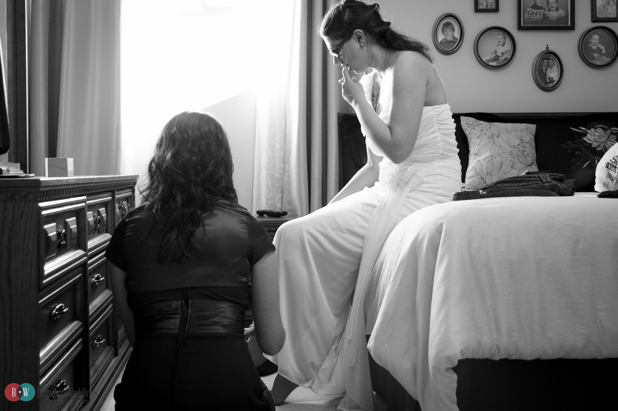 Tara and Alex - Cotuitlam Wedding