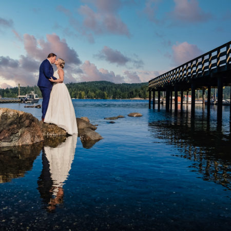 Caroline and Rob – Prestige Hotel Sooke Wedding